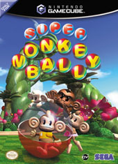 Super Monkey Ball for GameCube