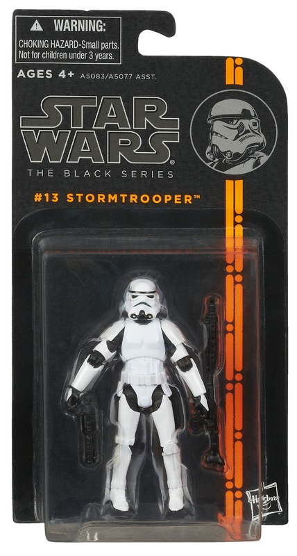 "Star Wars 3.75"" Black Series Action Figure - Stormtrooper"