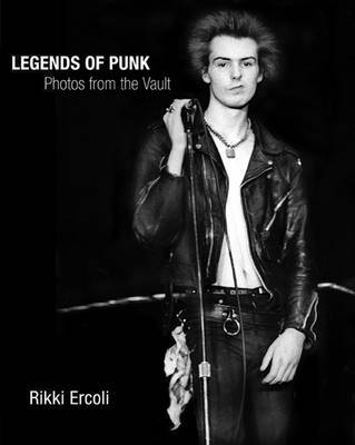 Legends of Punk by Rikki Ercoli image