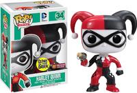 Batman - Harley Quinn Glow Pop! Vinyl Figure