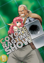 Coyote Ragtime Show - Vol. 1 (Collector's Box) on DVD