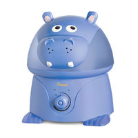 Crane Ultrasonic Humidifier - Hippo