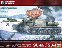 Rubicon 1/56 SU-85 / SU-122 SPG