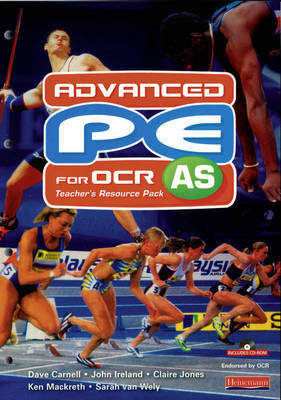 Advanced PE for OCR: A2: Teachers Resource File with CD-Rom by John Ireland