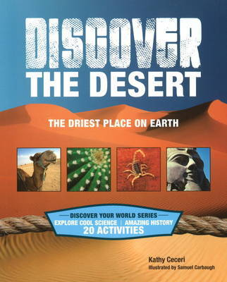 Discover the Desert by Kathryn Ceceri image
