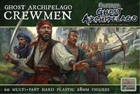 Frostgrave Ghost Archipelago: Crewmen Boxed Set