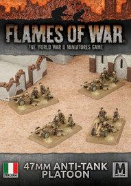 Flames of War: 47mm Anti-Tank Platoon (Plastic)