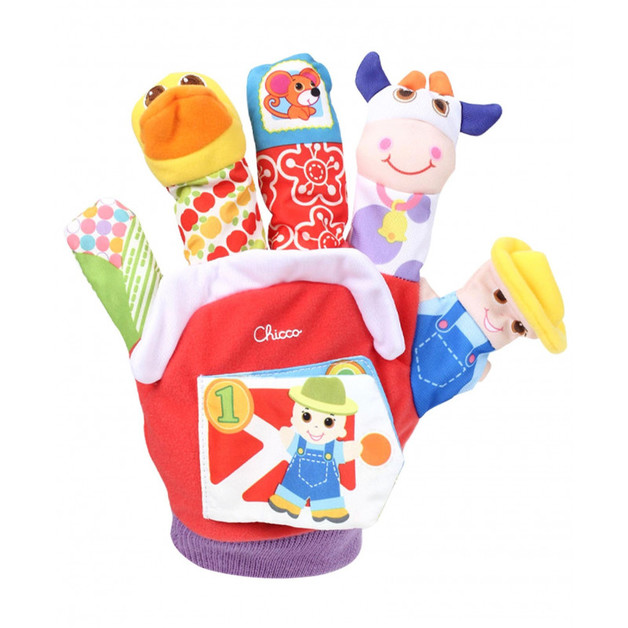 Chicco: Finger Puppet