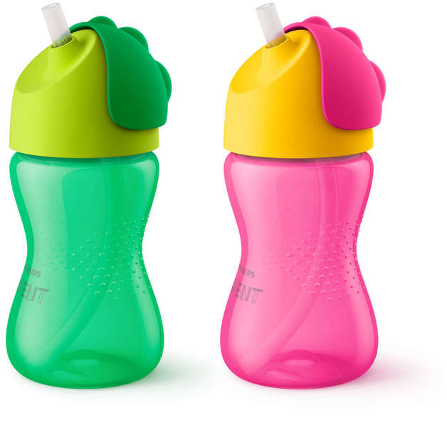 Philips Avent Bendy Straw Cup - 300ml