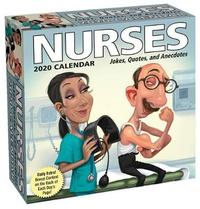 Nurses 2020 Day-to-Day Calendar by Andrews McMeel Publishing