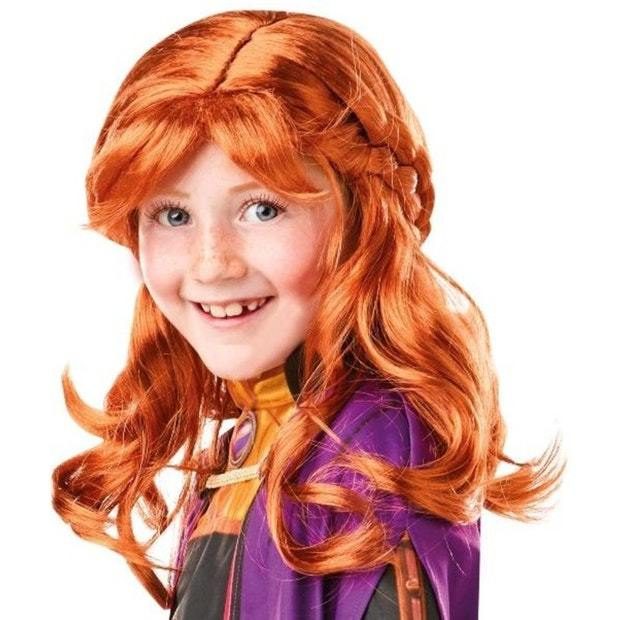 Disney Frozen 2: Anna Wig