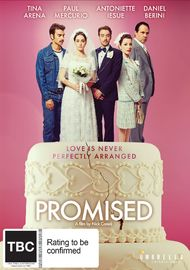 Promised on DVD