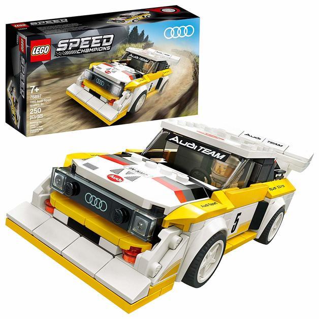 LEGO Speed Champions: 1985 Audi Sport Quattro S1 - (76897)