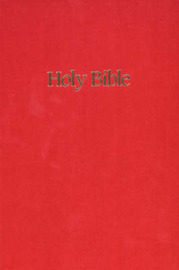 NIV Ministry/Pew Bible image