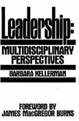 Leadership by Barbara Kellerman image