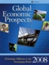 Global Economic Prospects 2008 image