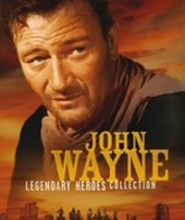 John Wayne - Legendary Heroes Collection (6 Disc Box Set) on DVD