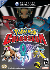 Pokemon Colosseum + Memory Card for GameCube