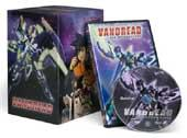 Vandread - Second Stage Box Set - 4 DVDs on DVD