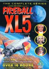 Fireball XL5 - The Complete Series (5 Disc Set) on DVD