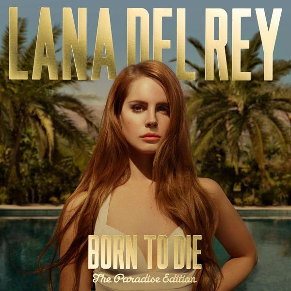 Born To Die [Paradise Edition] (2CD) by Lana Del Rey image