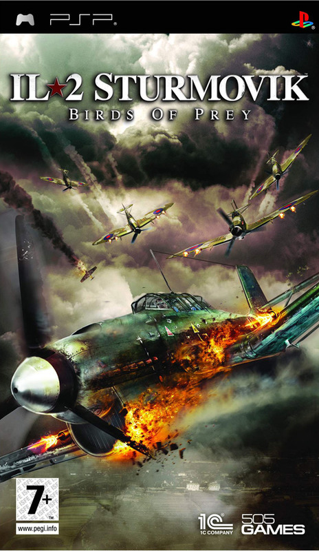 IL-2 Sturmovik: Birds of Prey for PSP