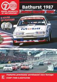 Magic Moments Of Motorsport: Bathurst 1987 on DVD