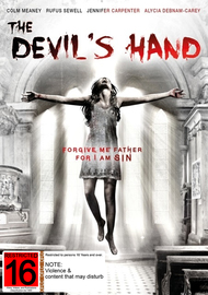 The Devils Hand on DVD