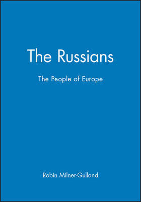 The Russians by Robin Milner-Gulland image