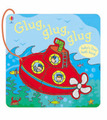 Glug, Glug, Glug: Baby's First Bath Book by Fiona Watt