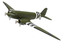 Corgi: 1/72 Douglas C-47 Dakota 'Kwicherbich' - Diecast Model