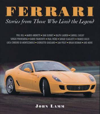 Ferrari by John Lamm