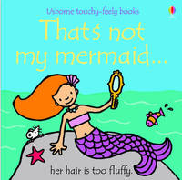 That's Not My Mermaid by Fiona Watt image