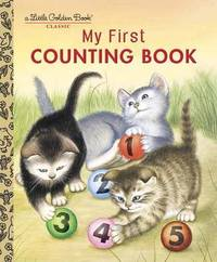 LGB:My First Counting Book by Lillian Moore