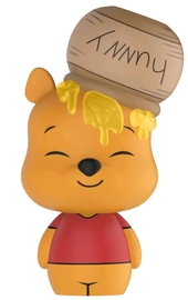 Winnie the Pooh (with Hunny Bucket) - Dorbz Vinyl Figure