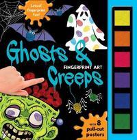 Fingerprint Art Ghosts & Creeps image