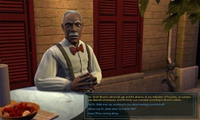 Nancy Drew: Legend of the Crystal Skull for PC Games image