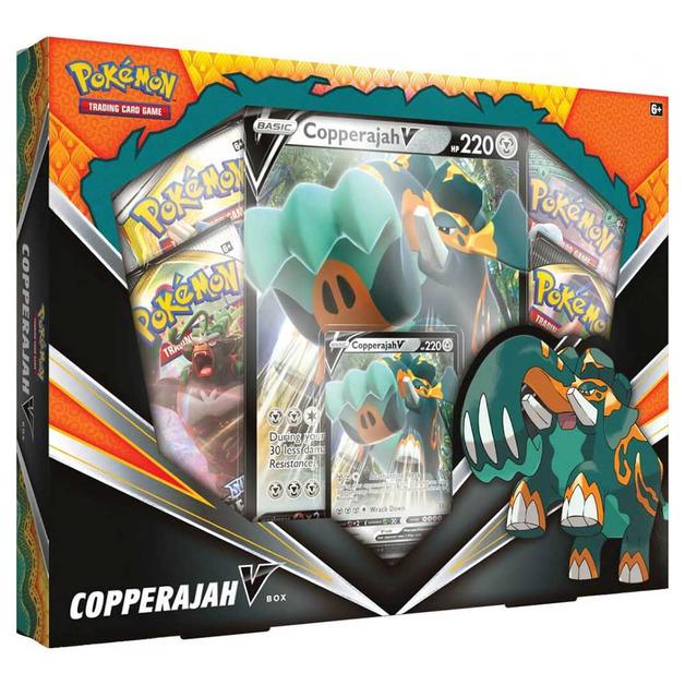 Pokemon TCG - Copperajah V Box