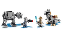 LEGO Star Wars: Microfighters AT-AT vs. Tauntaun Microfighters - (75298)