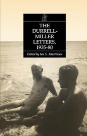 The Durrell-Miller Letters by Lawrence Durrell