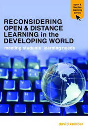 Reconsidering Open and Distance Learning in the Developing World by David Kember image