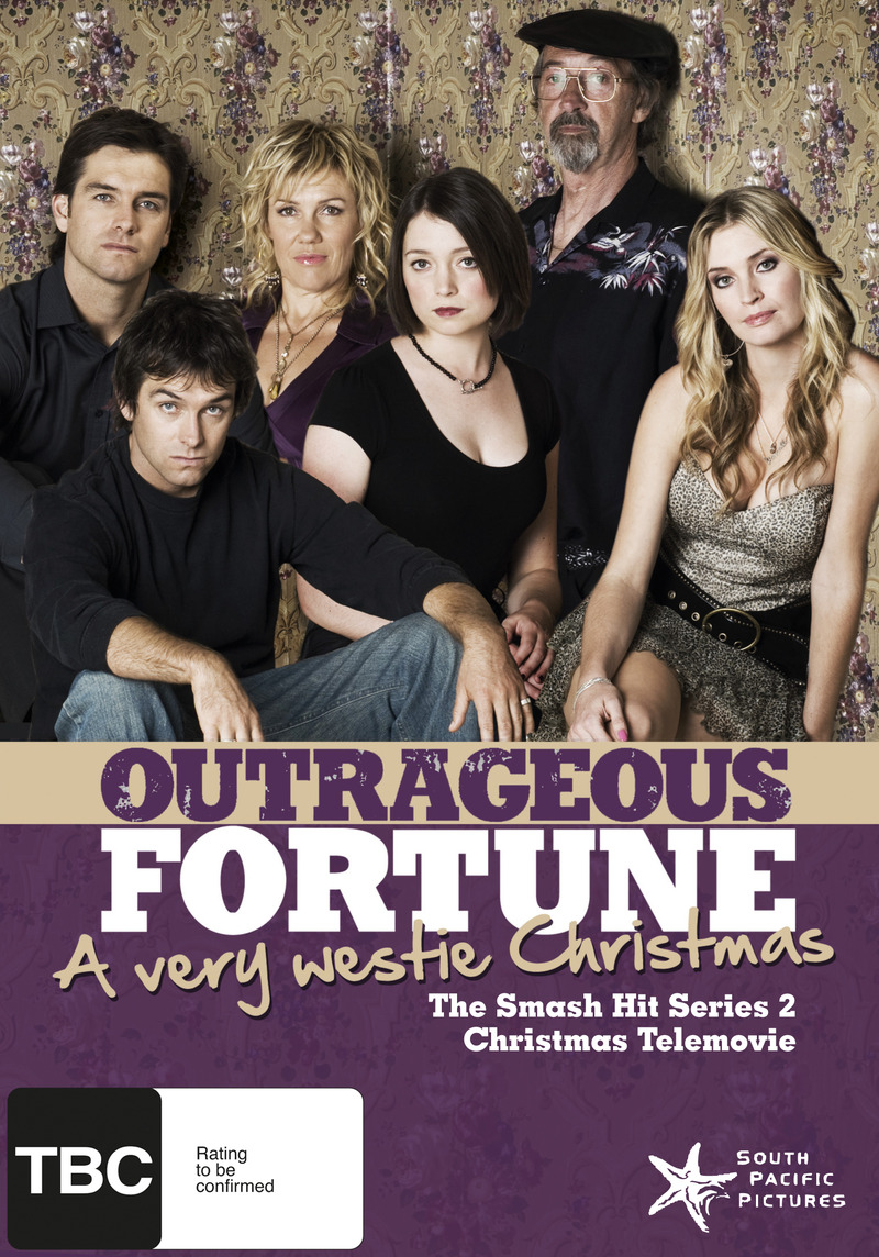 Outrageous Fortune - A Very Westie Christmas on DVD image