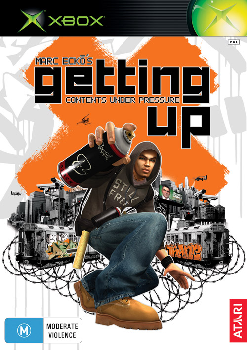 Marc Ecko's Getting Up: Contents Under Pressure for Xbox image