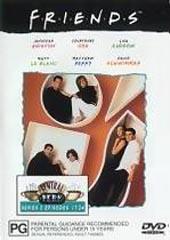 Friends Series 2 Vol 3 on DVD