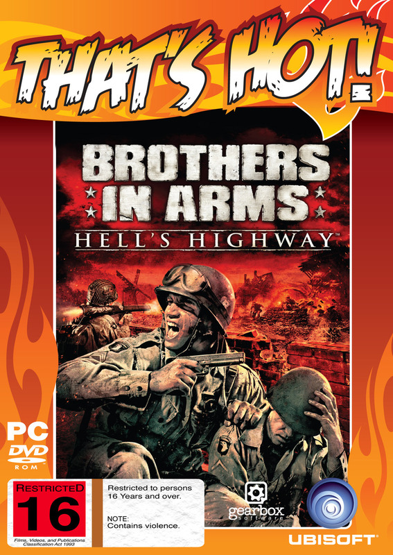 Brothers in Arms: Hell's Highway (That's Hot) for PC Games