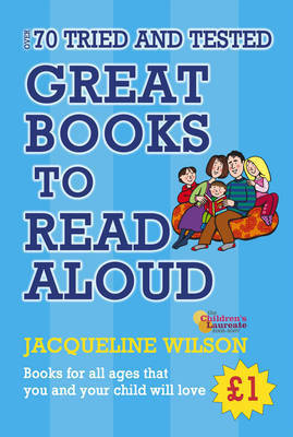 Great Books to Read Aloud by Jacqueline Wilson