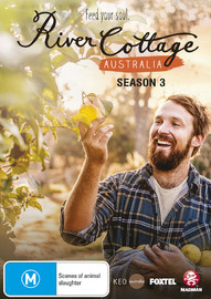 River Cottage Australia: Season 3 on DVD