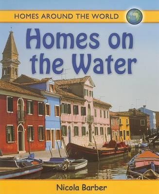 Homes on the Water by Nicola Barber image