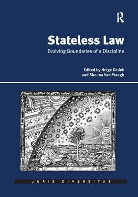Stateless Law by Helge Dedek image