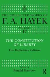 The Constitution of Liberty by F.A. Hayek image